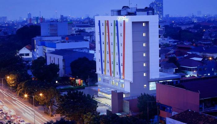Amaris Hotel Tebet Jakarta - Tampak Depan Hotel