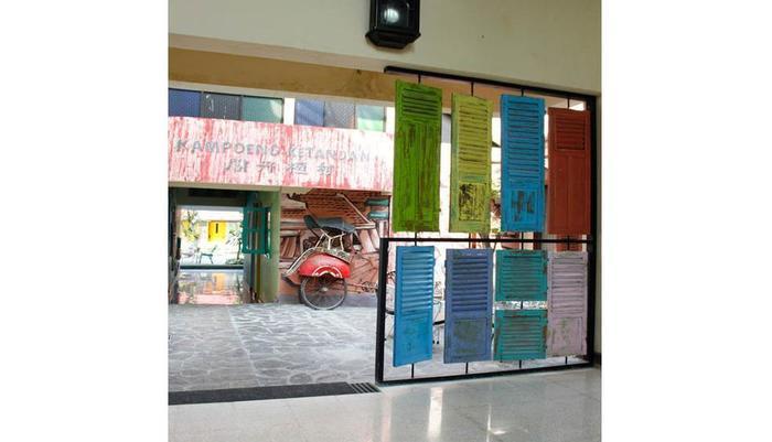 Omah Njonja Bed & Brasserie Yogyakarta - Interior