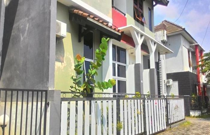 de Azure Homestay Yogyakarta - Eksterior