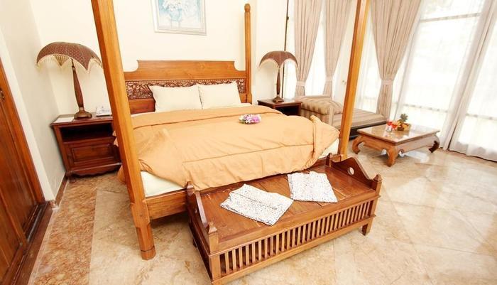 Lorin Belitung Hotel Belitung - Suite Room