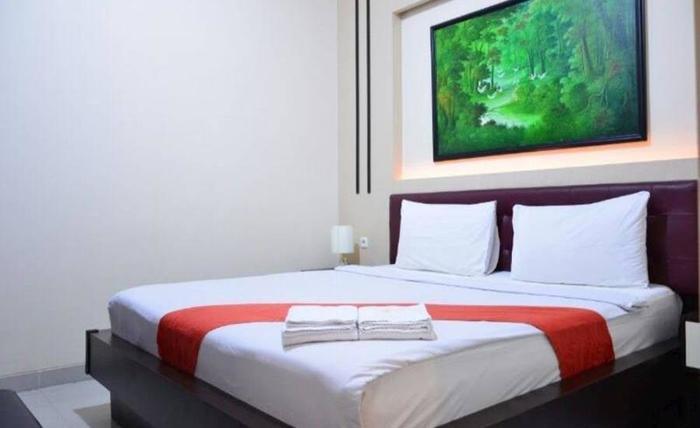 Hotel Gajah Mada Palu - Kamar tamu