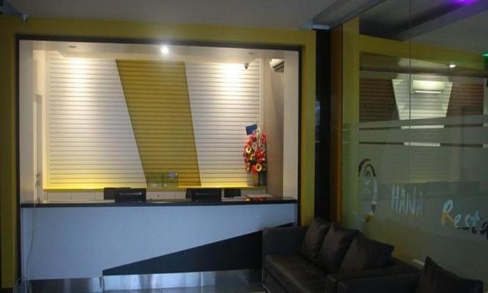 Kaliban Hotel Batam - Resepsionis