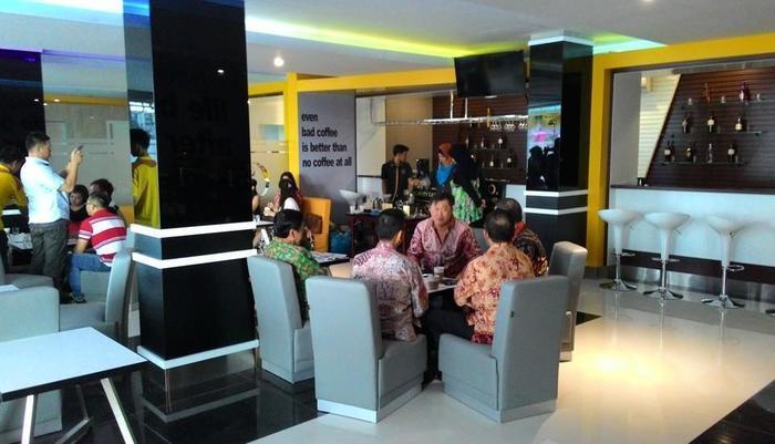 Kaliban Hotel Batam - Ohana Restaurant