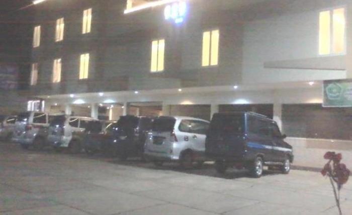 Hotel 929 Lubuk Linggau Lubuklinggau - Eksterior