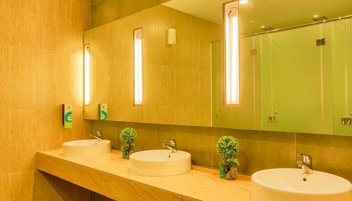 Evo Hotel Pekanbaru Pekanbaru - Kamar mandi