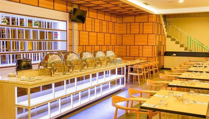 Evo Hotel Pekanbaru Pekanbaru - Ruang makan