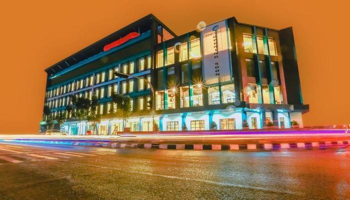 Evo Hotel Pekanbaru Pekanbaru - Tampilan Luar Hotel