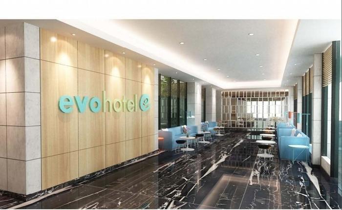 Evo Hotel Pekanbaru Pekanbaru - Lobi