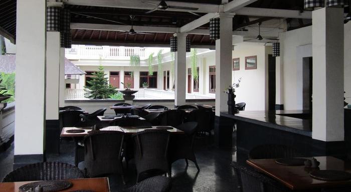 Wida Hotel Bali - LOKASI TEMPAT SARAPAN