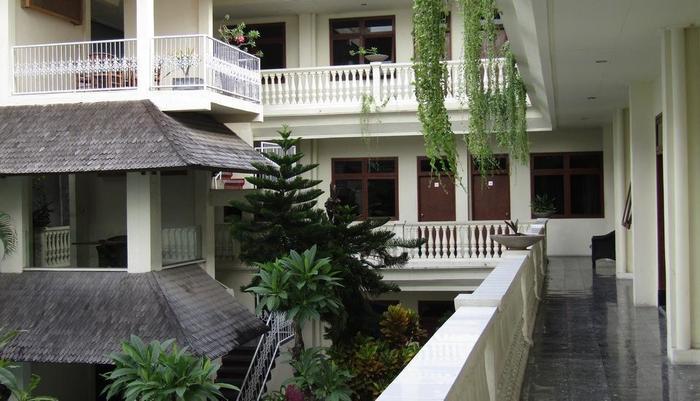 Wida Hotel Bali - DEPAN KAMAR