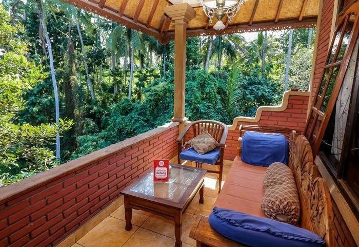 NIDA Rooms Ubud Kajeng Bali - Ruang tamu