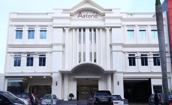 Hotel Astoria Bandar Lampung - Eksterior