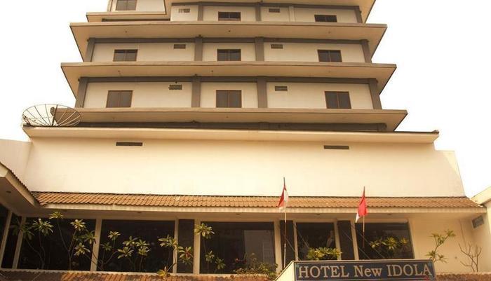 Hotel New Idola Jakarta - Tampilan Luar Hotel