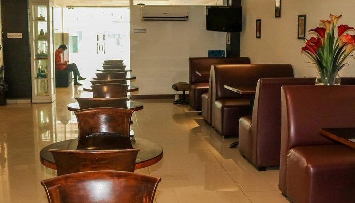 NIDA Rooms Mangga Besar Station Jakarta - Lobi