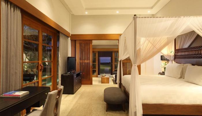 The Samaya Seminyak Bali Bali - Bedroom- One Bedroom Royal Pavilion - Samaya Seminyak
