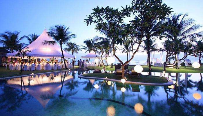 The Samaya Seminyak Bali Bali - RECEPTION VENUE