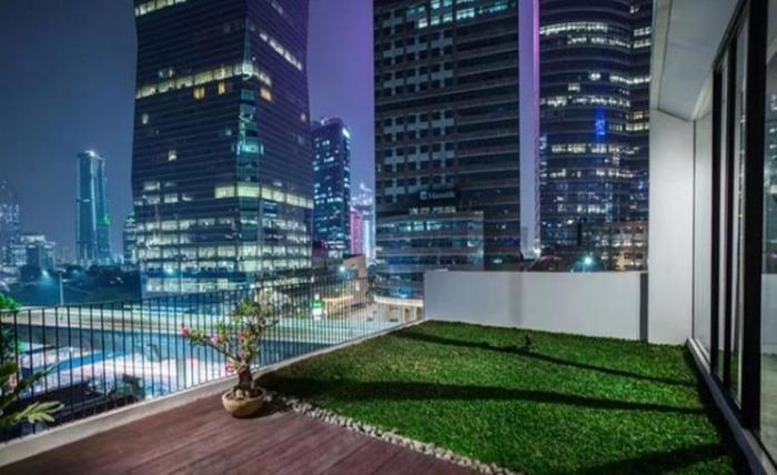 ZenRooms Sampoerna Strategic Square Jakarta - Atap