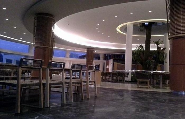 Pesona Alam Resort Bogor - Restoran