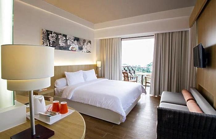 Pesona Alam Resort Bogor - Kamar Deluxe Corner