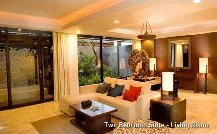 Le Grande Bali - Kamar Tamu