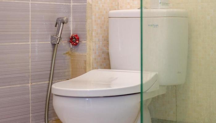 RedDoorz @Legian Tengah Bali - Kamar mandi
