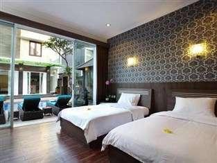 The Nakula Villas Bali - Dua kamar tidur