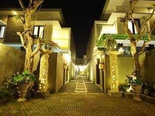 The Nakula Villas Bali - Masuk