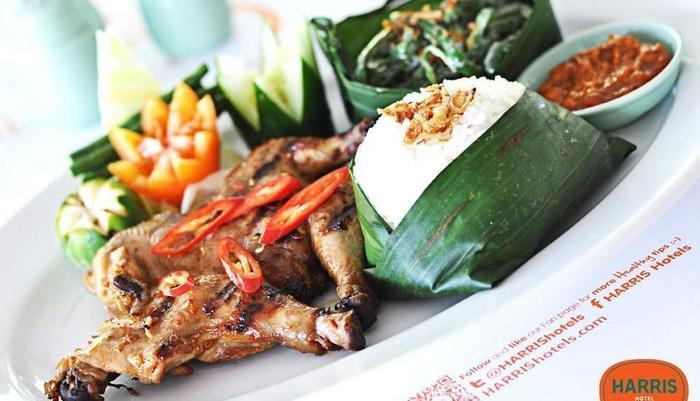 HARRIS Hotel Kuta Galleria Bali - Makan Siang