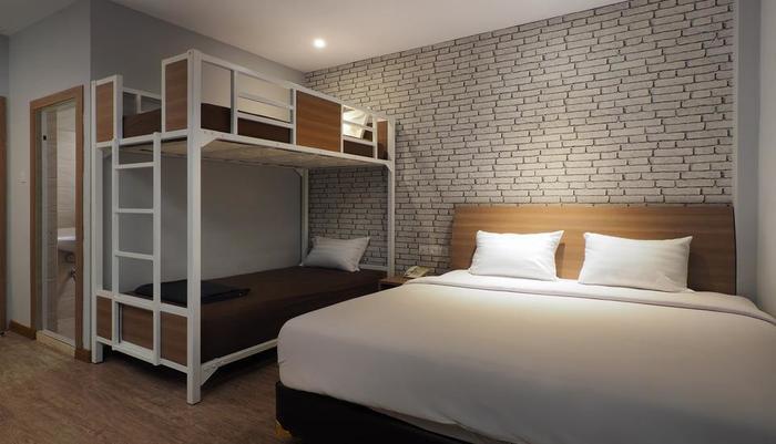 Hotel Kesawan Medan - Family Room