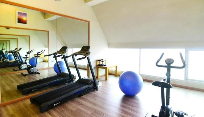 The Rhadana Kuta Bali - Fitness Centre