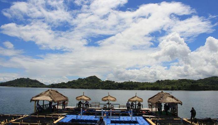 Avatar Raja Bungalow Gili Asahan Sekotong Lombok - view di sekitar