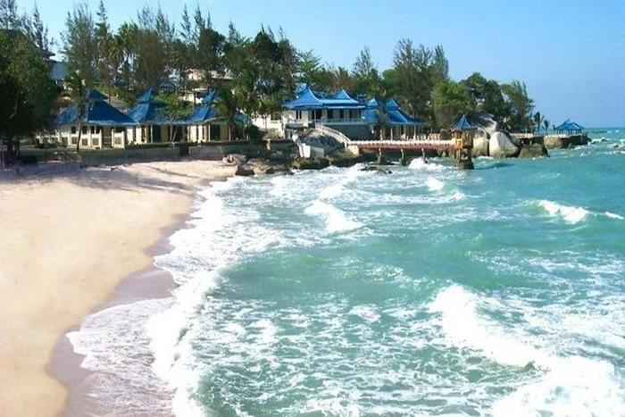 Hotel Tanjung Pesona Bangka - Pemandangan