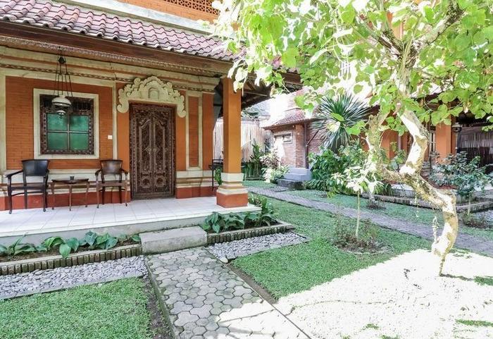NIDA Rooms Ubud Bali Monkey Forest 1567 Bali - Pemandangan Area