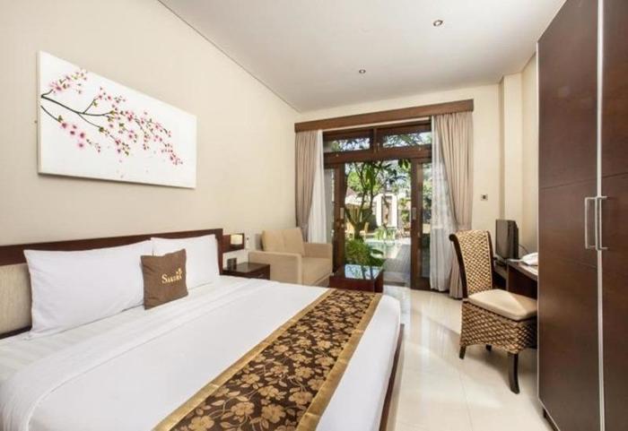 Equity Jimbaran Resort And Villa Bali - Kamar tamu