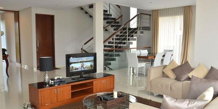 4 BR Pool Villa Dago Mountain View Bandung -
