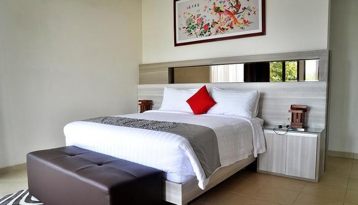 Villa Cemara Elok Dago - Kamar tidur