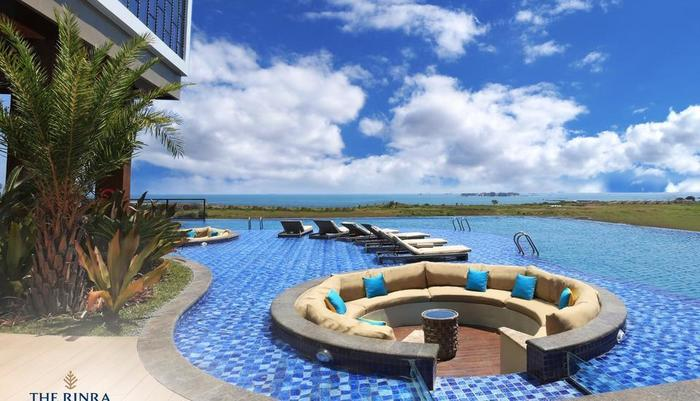 The Rinra Makassar - Pool