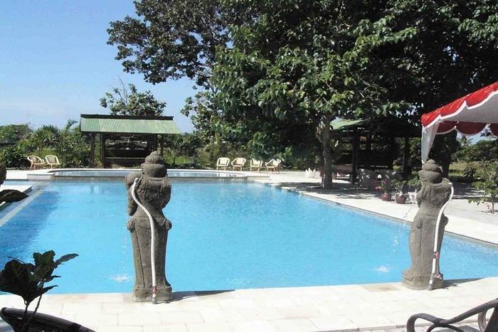 Manyar Garden Hotel Banyuwangi - Kolam Renang