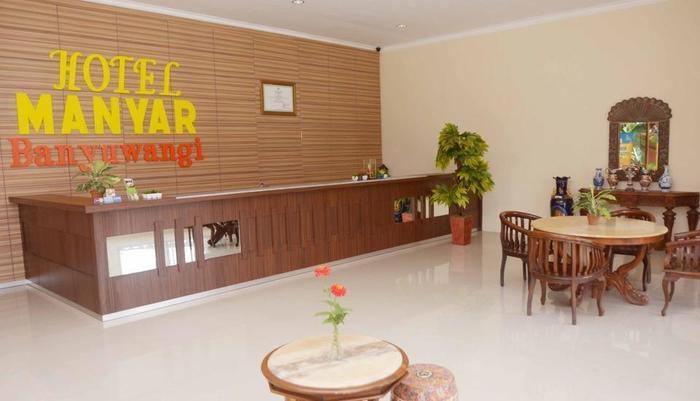 Manyar Garden Hotel Banyuwangi - Front Office