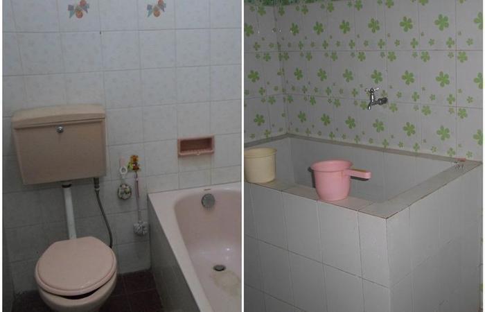 Homestay Villa Jambu 1 Malang - Kamar mandi