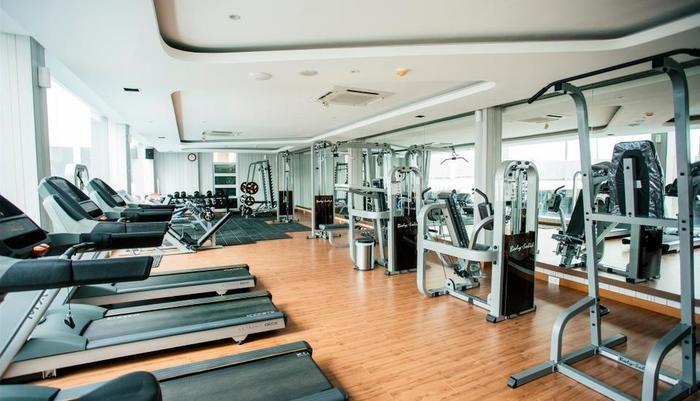 Sahid Batam Centre Hotel & Convention Batam - Fitness