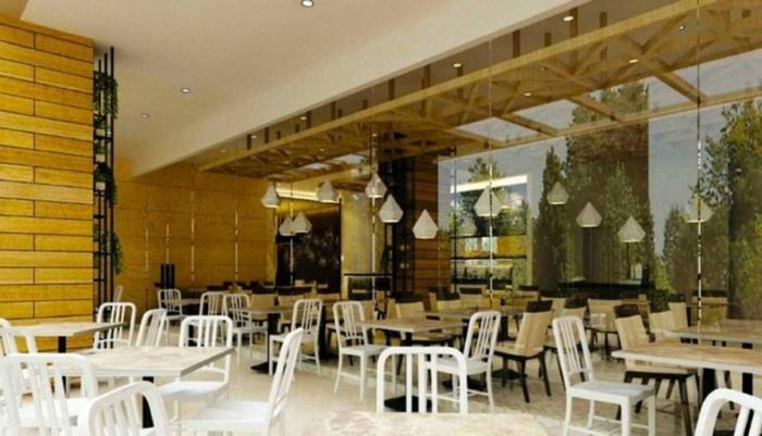 Saka Hotel Premiere by LA'RIZ Medan - Restaurant
