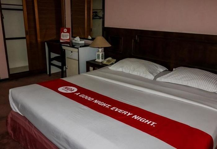 NIDA Rooms Bogor Jalan Pangrango 241 Bogor Utara - Kamar tamu