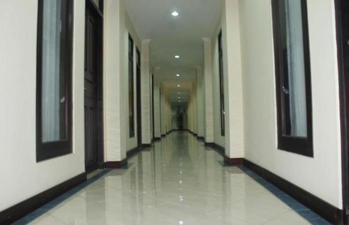 Septia Hotel Yogyakarta - Koridor