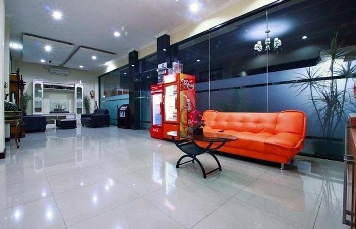 Septia Hotel Yogyakarta - Lobi
