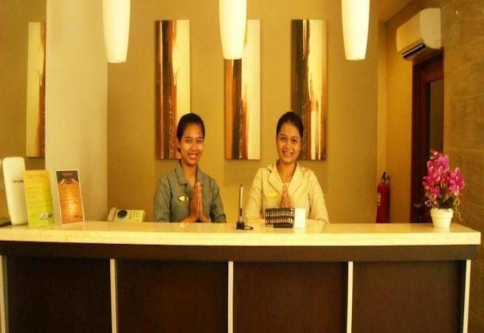 Losari Blok M2 Hotel Jakarta - Interior