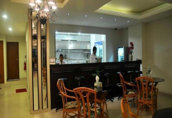 Losari Blok M2 Hotel Jakarta - Lounge