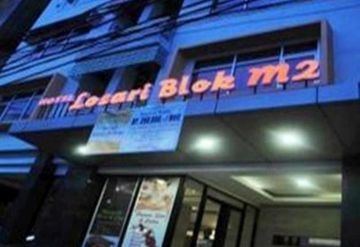 Losari Blok M2 Hotel Jakarta - Exterior