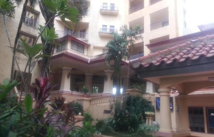 Studio Apartement @ Marbella Anyer Serang - Exterior