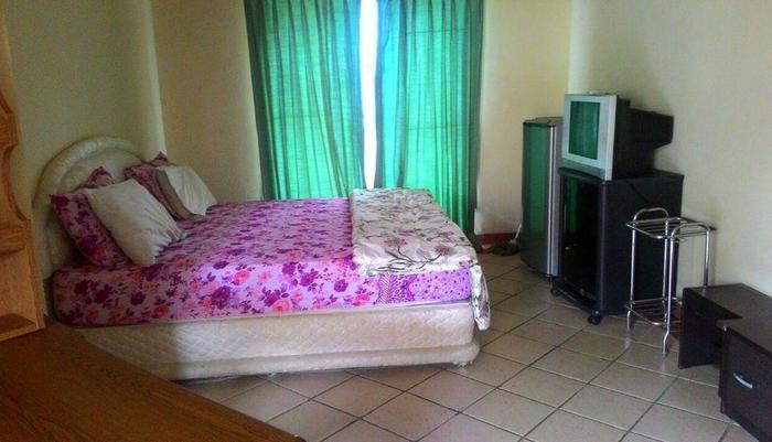 Studio Apartement @ Marbella Anyer Serang - Kamar